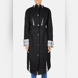 Loewe quilted coat size 2 (34) BNWT
